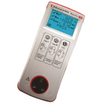 Seaward PrimeTest 100 UK PAT Tester, Class I, Class II Test Type With RS Calibration