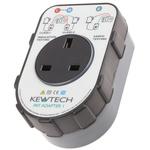 Kewtech Corporation PAT Adaptor 1 PAT Testing Adapter