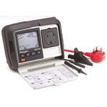 Megger PAT120-UK PAT Tester, Class I, Class II Test Type With RS Calibration