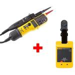 Fluke T150 Voltage Indicator & Proving Unit Kit ≤5μA 6 → 690V, Kit Contents 4 mm Dia. Probe Extension, GS38