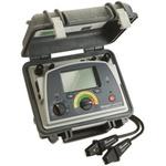 Megger DLRO10HD 6V Ohmmeter, Maximum Resistance Measurement 2500 μΩ, Resistance Measurement Resolution 100nΩ,