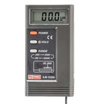 RS PRO ILM1332A Light Meter, 0.01lx to 200000lx, ±3 %