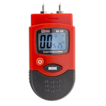 RS PRO RS-120 Moisture Meter, Maximum Measurement 0.2 → 2 %, 6 → 44 %