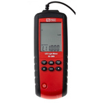 RS PRO RS-3809 Light Meter, 40lx to 400000lx, ±3 %