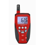 RS PRO DT-229/239 Moisture Meter, Maximum Measurement 200 (IR Temperature) °C, 99.9 (Humidity) %, 99.9 (Moisture) %
