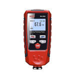 RS PRO Thickness Meter, 0.3 (Probe N) mm, 0.5 (Probe F) mm - 1350 (Probe F & Probe N)μm, LCD Display