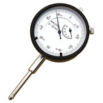 RS PROImperial Dial Indicator, Maximum of 0.5 in Measurement Range, 0.001 in Resolution , ±0.008 mm Accuracy With UKAS