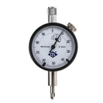 RS PROMetric Dial Indicator, 0 → 5 mm Measurement Range, 0.005 mm Accuracy With UKAS Calibration