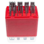 RS PRO, 16 Blades Thread Pitch Gauge, Imperial/Metric thread type, 0.5 mm to 6.0 mm