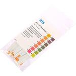 Single Parameter(s) pH pH Test Strip, max. measurement 14pH - 50 strips