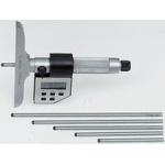 RS PRO Depth Micrometer, Range 0 mm →150 mm, With UKAS Calibration