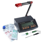 Hanna Instruments pH Meter, -2 → +16 pH HI2211-02