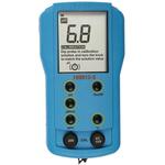 Hanna Instruments pH Meter, 0 → 1990 μS/cm, 0 → +14 pH HI 9812-5
