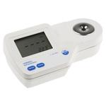 Hanna Instruments Sucrose Refractometer, +80 °C, 85 %Brix max, 0 %Brix, 0 °C min, Digital/Optical