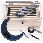 RS PRO External Micrometer, With UKAS Calibration