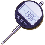 RS PRO Imperial/Metric Dial Indicator, Maximum of 12.5 mm Measurement Range, 0.001 mm Resolution , ±0.005 mm Accuracy