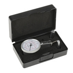 RS PRO Both DTI Gauge, +0.8mm Max. Measurement, 0.01 mm Resolution, ±0.008 mm Accuracy