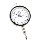 RS PROMetric Dial Indicator, 0 → 10 mm Measurement Range, 0.01 mm Resolution , ±0.008 mm Accuracy