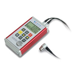 Sauter TU 80-0.01 US Thickness Gauge, 0.75mm - 80mm, 0.5% Accuracy, 0.01 mm Resolution, LCD Display