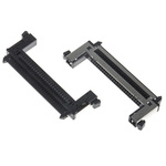JAE FI-R Series 0.5mm Pitch 51 Way 1 Row Straight Cable Mount LVDS Connector, Plug Housing, Crimp Termination