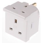 MK Electric UK to UK Travel Adapter, Rated At 13A