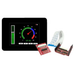 4D Systems, gen4 3.2in Arduino Compatible Display with Capacitive Touch Screen