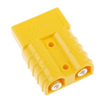 Anderson Power Products, SB50 Male 2 Way Battery Connector, 50.0A, 600.0 V