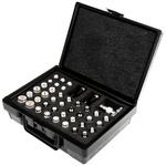 Pomona 5748 RF Connector Kit Maxi Universal Adapter Kit (41) Adapters, BNC Socket