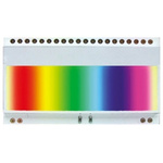 Electronic Assembly Full Colour (RGB) Backlight, LED 40-Pin 31 x 55mm