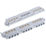 Abox PS Terminal Block Housing, Cable Mount, 16.0mm²