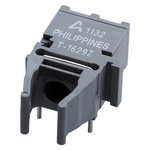 Broadcom AFBR-1629Z Fibre Optic Transceiver, Versatile Link Connector, 50MBd, 685nm 6-Pin