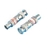 50Ω RF Attenuator Straight BNC Connector BNC Plug to BNC Socket 6dB, Operating Frequency 0 → 2GHz