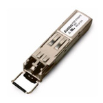 Broadcom HFBR-57E0LZ Fibre Optic Transceiver, LC Connector, 125 MBd, 155.52 MBd, 1380nm 1380nm 20-Pin SFP