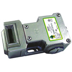 ATEX K-SS-Ex Safety Interlock Switch, Stainless Steel, 2NC
