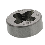 RS PRO Thread Die, M10 x 1.25mm Pitch, 1in od