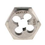 RS PRO 1.25mm Pitch M8 HSS Die Nut