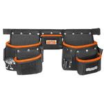 Bahco Nylon, 5 Pocket Tool Belt Pouch