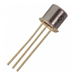 Optek OPV302 Laser Diode 860nm 1.5mW, 3-Pin TO-46 package