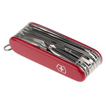 Swiss Army Knife Swiss Champ Multitool, Stainless Steel, 91mm Closed Length, 185.0g