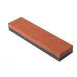 Norton Coarse/Fine Rectangular Sharpening Stone, 8in x 2in x 1in