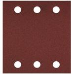 Bosch Sanding Sheet, 107mm 115mm, P120 Grit, Fine Grade