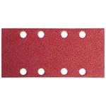 Bosch Sanding Sheet, 186mm 93mm, P80 Grit, Medium Grade