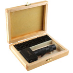 RS PRO 1/8in x 113 Piece Engraving Punch Set
