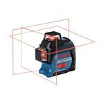 Bosch GLL 3-80 Line laser, 540nm Laser wavelength