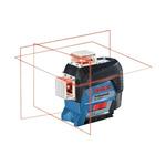 Bosch GLL 3-80 C Line laser, 650nm Laser wavelength