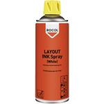 Rocol 57025 Marking & Layout Ink, Aerosol
