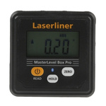 Laserliner Magnetic, Box Section Level, User Calibrated