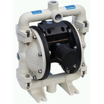 Tecnomatic Diaphragm Air Operated Positive Displacement Pump, 50L/min