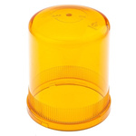 Moflash Amber Lens for use with 88, 98, 201/200, 401/400 & 501/500 Series