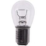 Moflash BA15d Incandescent Bulb, Clear, 24 V dc